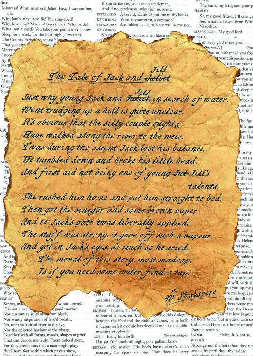 The Tale Of Jack and Jill